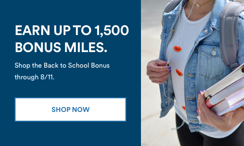 Back to School deals & coupons - Alaska Mileage Plan Shopping